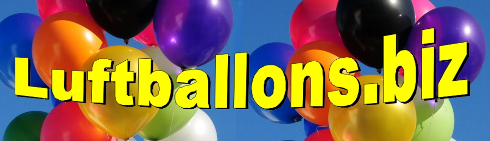 Luftballons-Blog