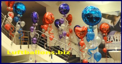 Schöne Luftballons