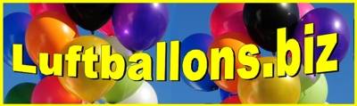 Shop Luftballons: Luftballons.biz