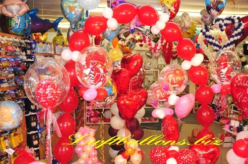 Bild. Luftballons und Ballondekoration von Luftballons.biz im Geschäft Ballonsupermarkt