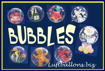 Luftballons aus PVC - Bubbles