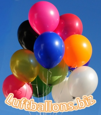 Luftballons 30 x 40 cm, 14