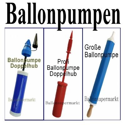 Ballonpumpen