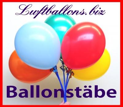 Ballonstäbe