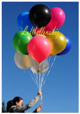 Jumbo Luftballons 48-51 cm, 20