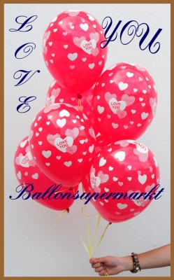Liebe, Love You Luftballons