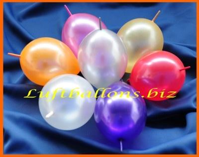 Mini-Girlanden-Luftballons