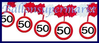 Party Schilder Dekoration 50