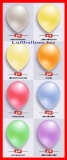 Deko Luftballons Serie 2 Perlmuttfarben, 75/85 cm