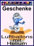Geschenke für Kinder, Luftballons aus Folie mit Helium