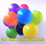 "Luftballons 40 x 40 cm, 16"""