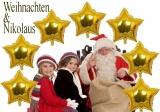zu Weihnachten und Nikolaus