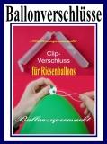 Ballonverschlüsse
