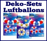 Deko-Sets Luftballons