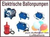 Elektrische Ballonpumpen