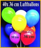 """Jumbo Luftballons 36 x 40 cm, 15"""""""