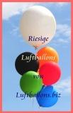 Riesige Luftballons