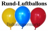 Luftballons Rund