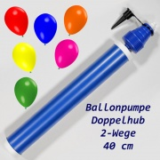 Große Ballonpumpe