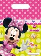 Partytüten Minni Maus, Geschenktüten zum Kindergeburtstag