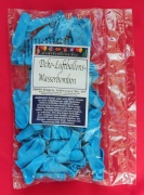 Mini-Luftballons, Wasserbomben, Deko-Ballons, Blau, 1000 Stück