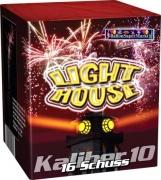 Feuerwerk Light House, Batteriefeuerwerk