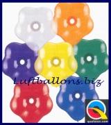 Geo Blossoms, Ballonblumen, Deko-Luftballons, 40 cm