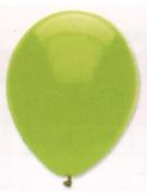 Luftballons, Farbe Apfelgrün, Größe 30 cm, 100 Stück