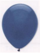 Luftballons, Farbe Blau, Größe 30 cm, 100 Stück