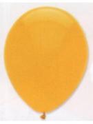 Luftballons, Farbe Gelb, Größe 30 cm, 50 Stück