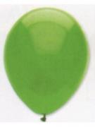 Luftballons, Farbe Grün, Größe 30 cm, 100 Stück