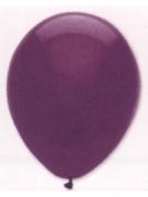 Luftballons, Farbe Violett, Größe 30 cm, 100 Stück