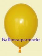 Luftballons, nicht billig, preiswert, Gelb, 30 cm, 100 Stück