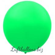 Riesenballon, Riesen-Luftballon, Grün, 150 cm