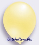 Deko-Luftballons, Perlmuttfarben, Elfenbein, 90/100 cm, 100 Stück, Serie 2