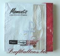 Servietten zur Kommunion, Papierservietten, Tischdekoration