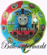 Thomas and Friends Luftballon mit Helium, Kindergeburtstag u. Geschenk