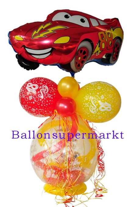 verpackungsballon ballon zum verpacken von geschenken zum 18 geburtstag lu verpackungs. Black Bedroom Furniture Sets. Home Design Ideas