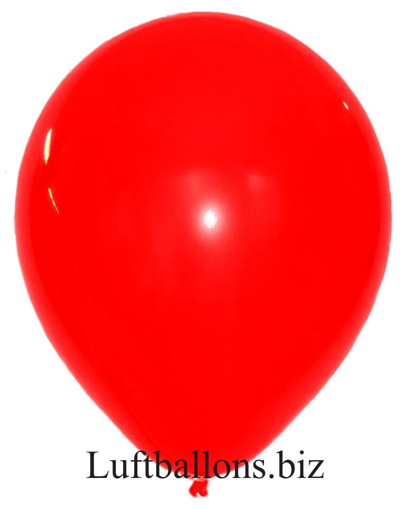 gro e latex luftballons 40 cm x 36 cm rot 50 st ck lu jumbo latex luftballon gf 18 gr rot 50. Black Bedroom Furniture Sets. Home Design Ideas