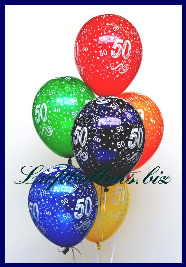 zahlen luftballons zahl 50 kristallfarben 500 st ck lu luftballons zahlen 50 lftbz kristall 500. Black Bedroom Furniture Sets. Home Design Ideas