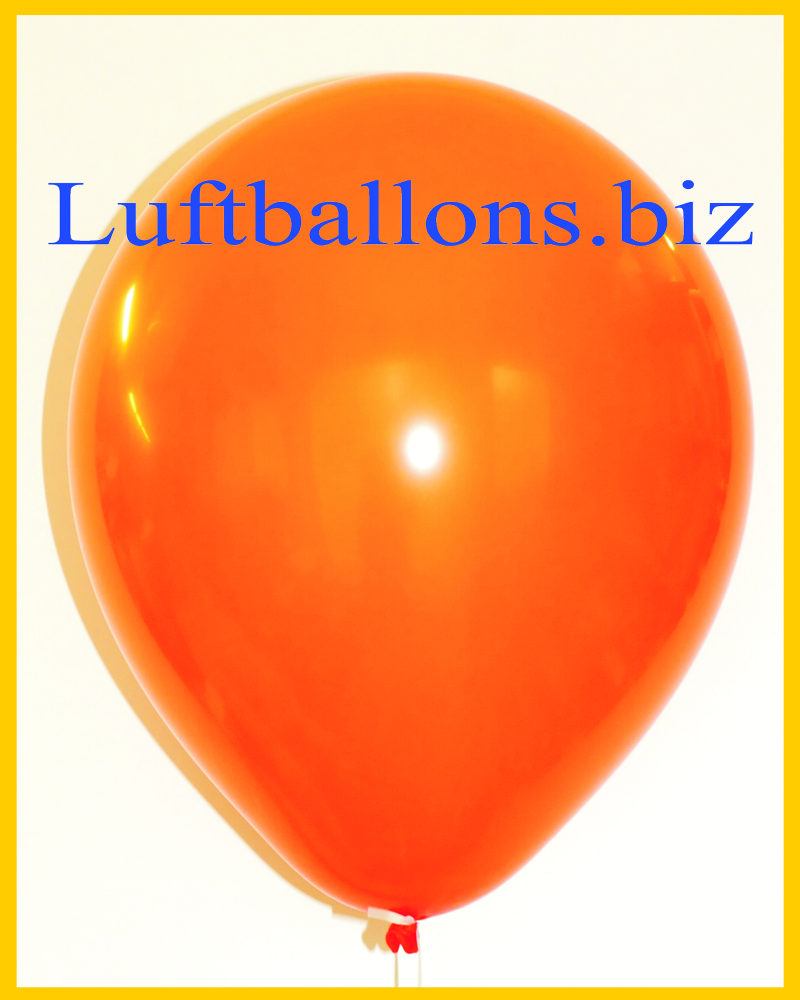 gro e latex luftballons 40 cm x 36 cm orange 50 st ck lu jumbo latex luftballon gf 18 gr. Black Bedroom Furniture Sets. Home Design Ideas