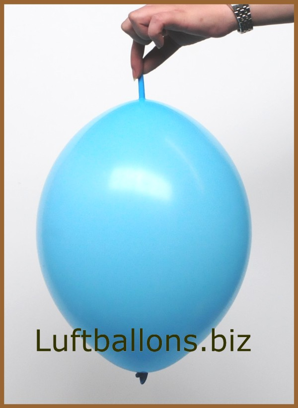 girlanden luftballons hellblau 50 st ck lu girlanden ketten luftballons hellblau 50 08095005. Black Bedroom Furniture Sets. Home Design Ideas