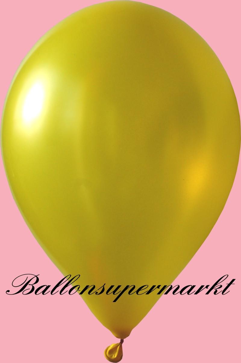 luftballons helium einweg set rundballons metallicfarben gelb 30 st ck lu luftballons helium. Black Bedroom Furniture Sets. Home Design Ideas