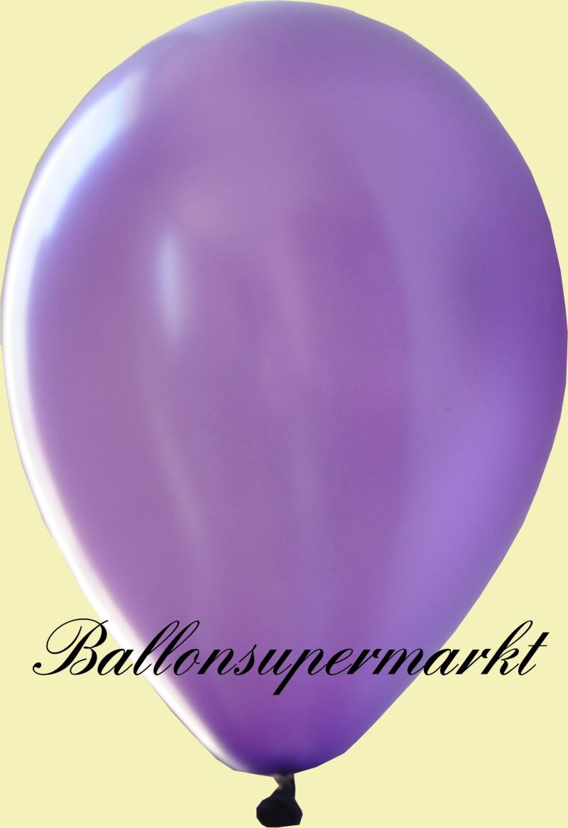 luftballons helium einweg set rundballons metallicfarben lila 30 st ck lu luftballons helium. Black Bedroom Furniture Sets. Home Design Ideas