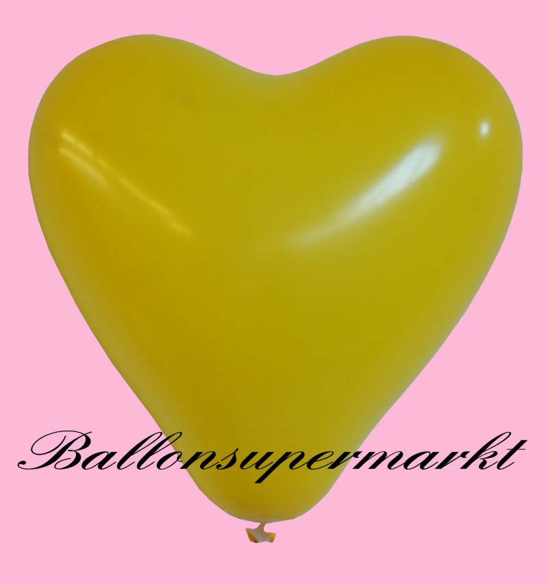 helium balloons set mini bottle heart balloons in yellow. Black Bedroom Furniture Sets. Home Design Ideas