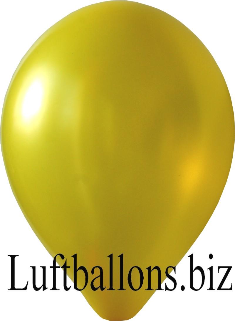 luftballons metallic gelb 100 st ck 30 cm lu luftballons metallic lrpo 30 m gelb 100. Black Bedroom Furniture Sets. Home Design Ideas