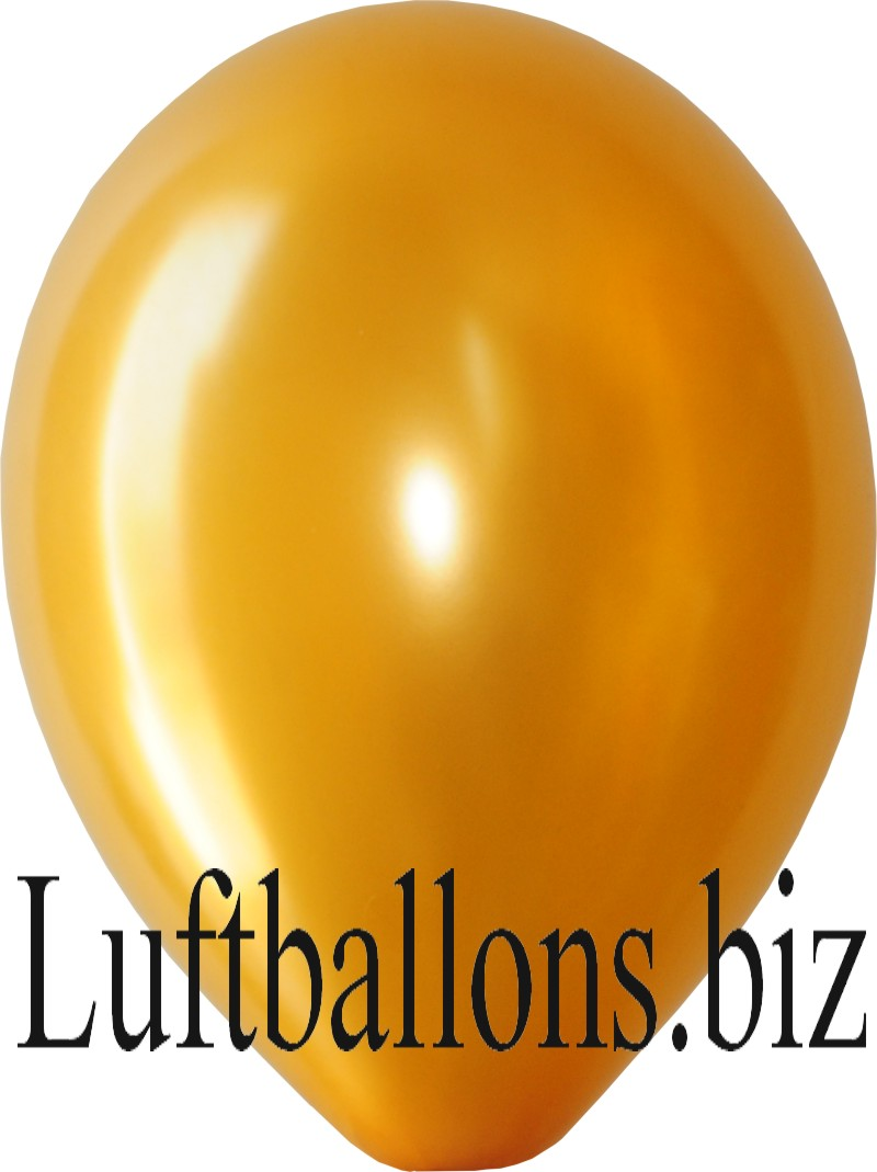 luftballons metallic gold 100 st ck 30 cm lu luftballons metallic lrpo 30 m gold 100. Black Bedroom Furniture Sets. Home Design Ideas