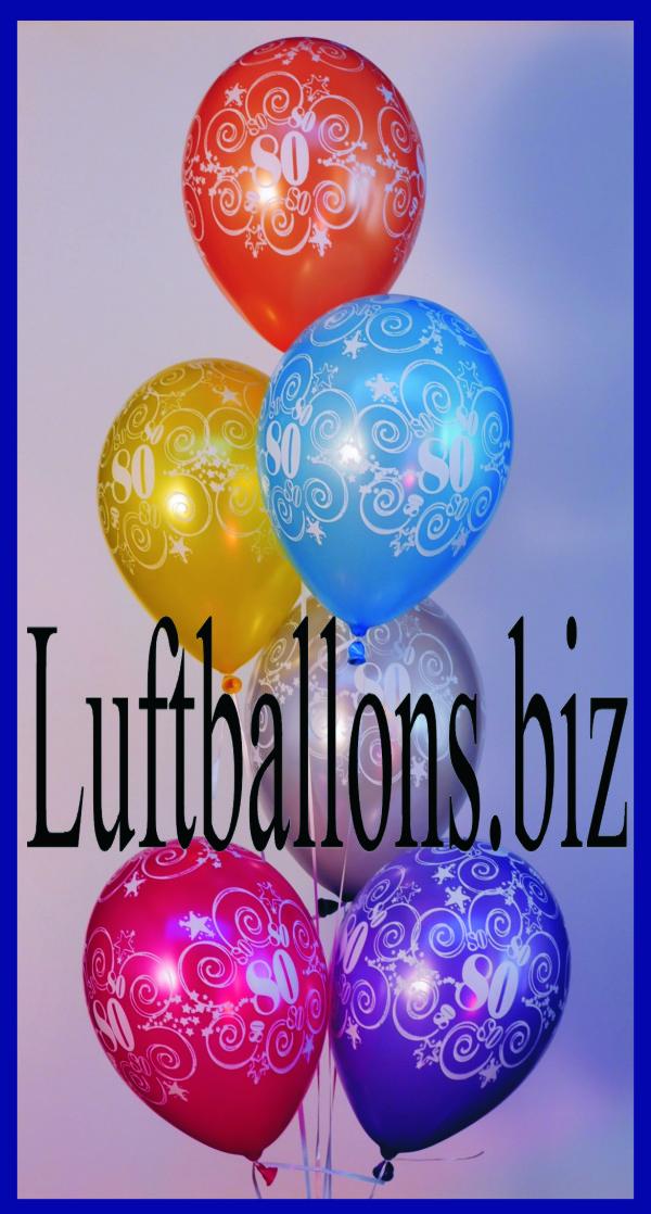 zahlen luftballons zahl 80 10 st ck lu luftballons zahlen 80 rr12mgl 80 10. Black Bedroom Furniture Sets. Home Design Ideas