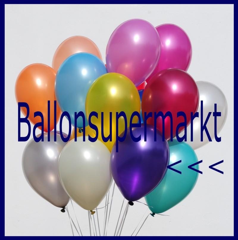 Deko luftballons metallicfarben violett 28 30 cm 1000 st ck lu deko luftballons k 1 metallic - Luftballon deko ...