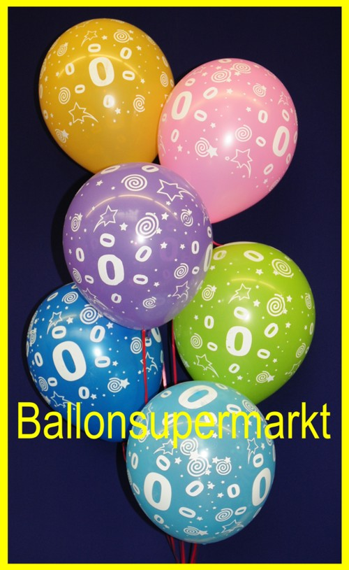 zahlen luftballons zahl 0 500 st ck lu luftballons zahl 0 lftbz 500. Black Bedroom Furniture Sets. Home Design Ideas